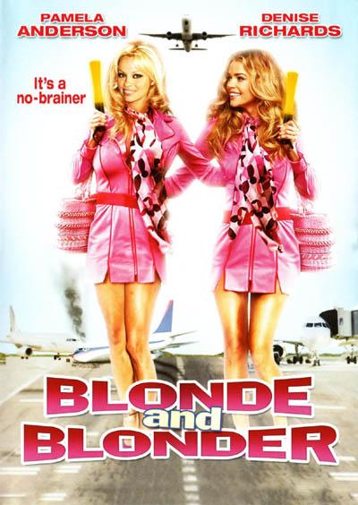 Блондинка і блондинка