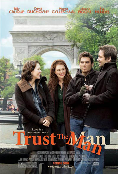 Довірся чоловіку