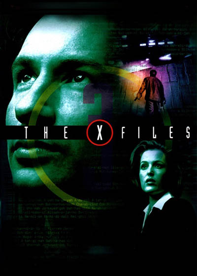 Цілком таємно сезон 3 the x files season 3